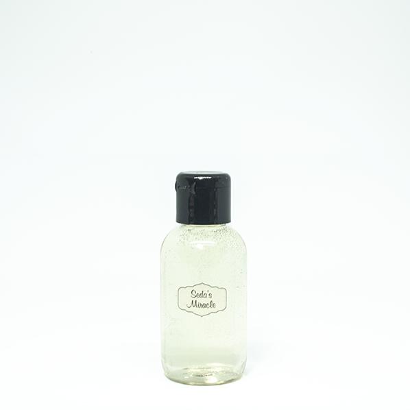 Natuurlijke oranjebloesemwater facial toner
