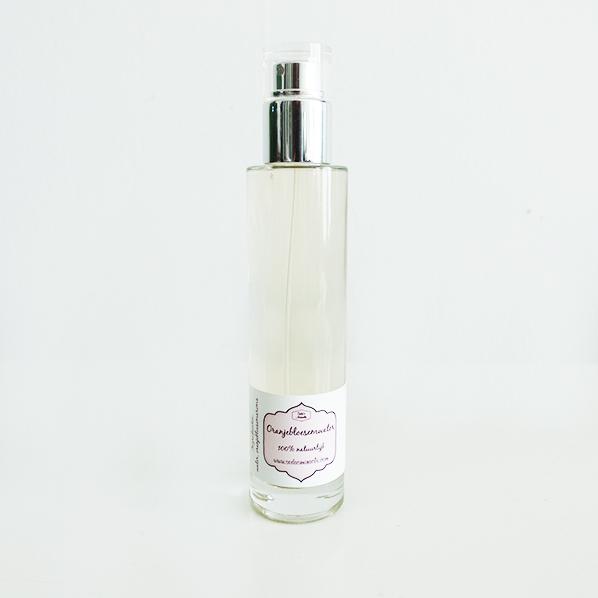 Oranjebloesemwater, spray