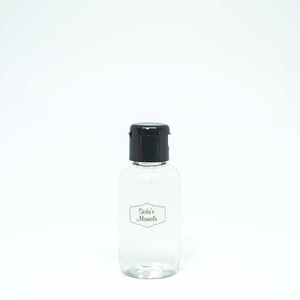Natuurlijke rozenwater facial toner