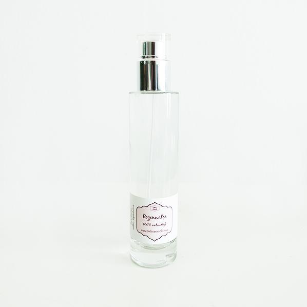 Natuurlijk rozenwater, spray