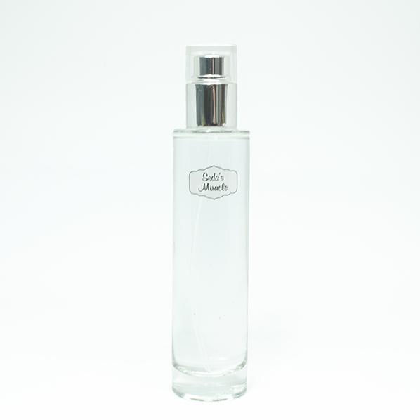 Natuurlijk rozenwater spray