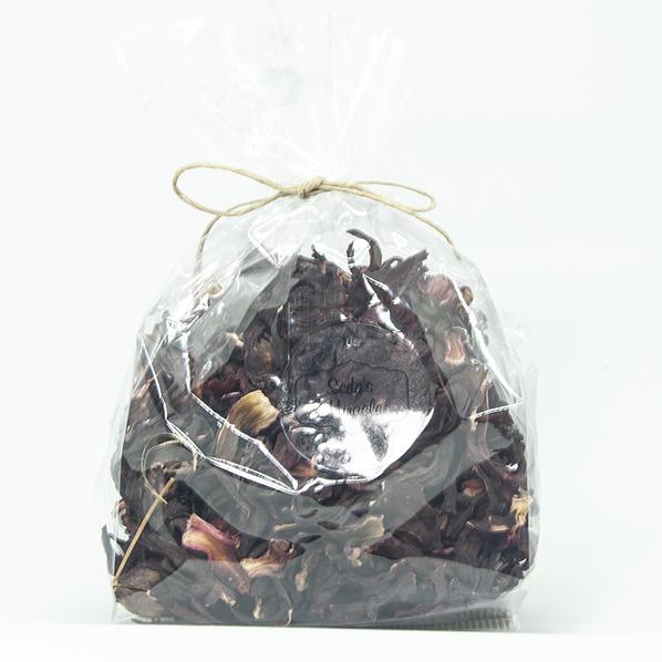 Granaatappel bloemthee, natuurlijke thee