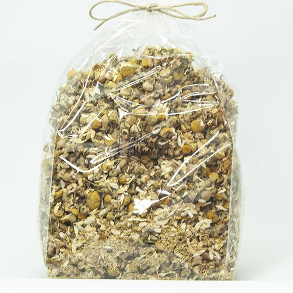 Kamille thee, natuurlijke thee