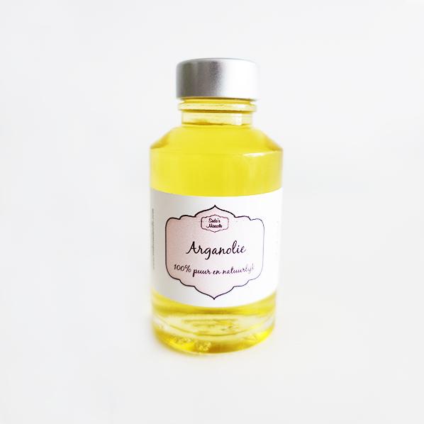 Pure natuurlijke arganolie