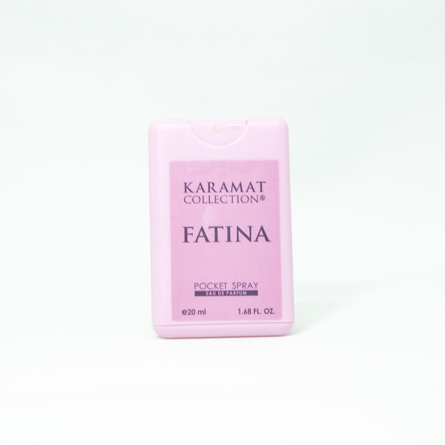 Fatina parfum, pocket spray