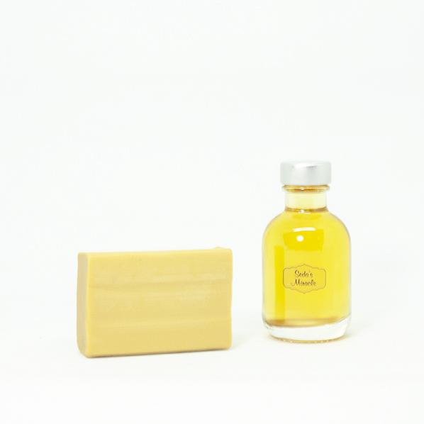 Pure natuurlijke arganolie en argan zeep uit Marokko