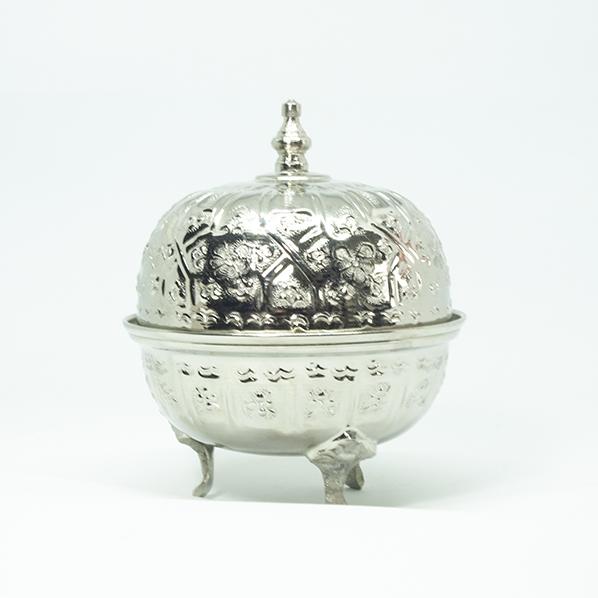 Marokkaans sieradenbakje met deksel