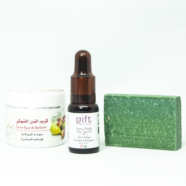 Cactusvijg beautypakket