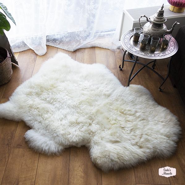 Schapenkleed, 100% echt wol