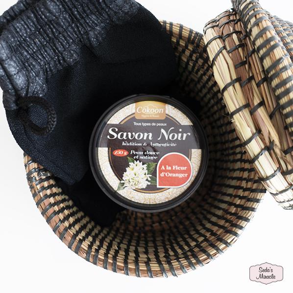 African beauty scrub