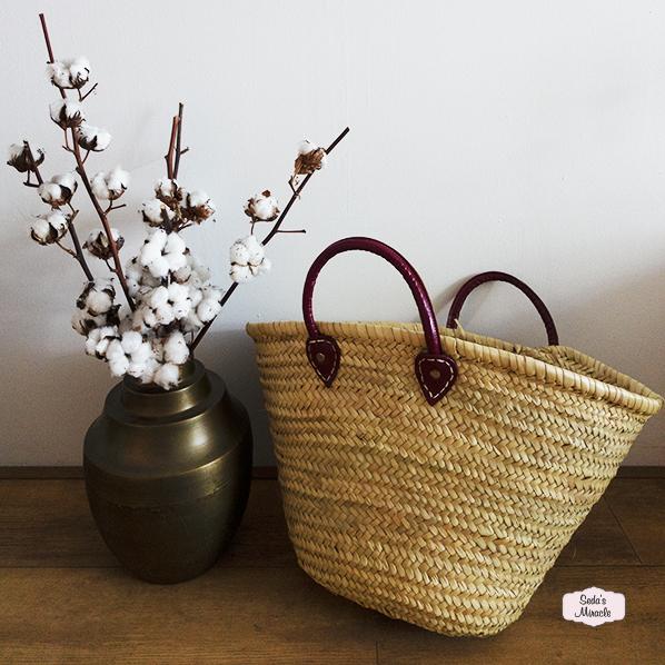 Bohemian tas, handgemaakt