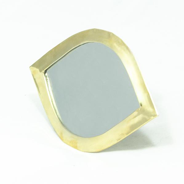 Eye spiegel handgemaakt