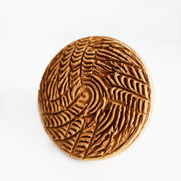 Handgemaakte Marokkaanse eelt steen