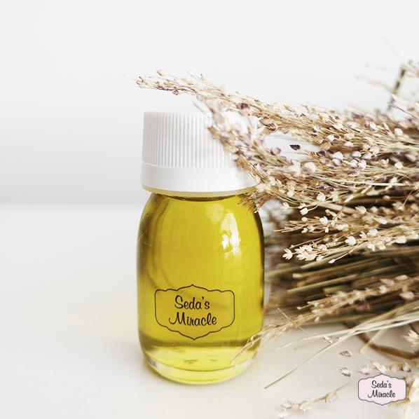 Natuurlijke jojoba olie