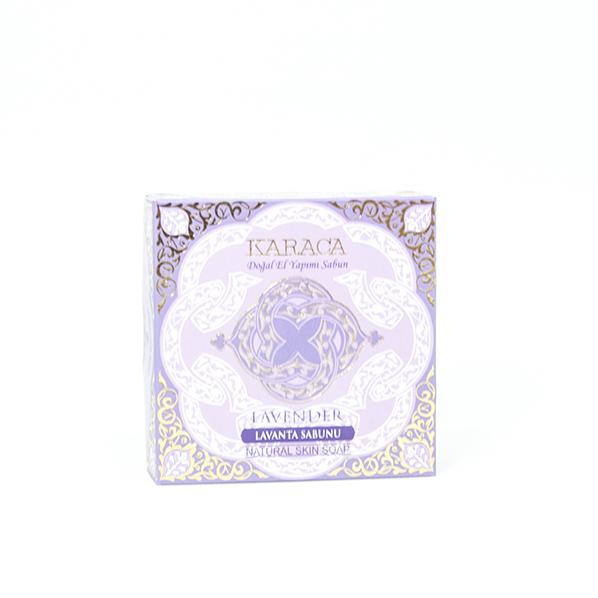 Natuurlijke lavendelolie zeep