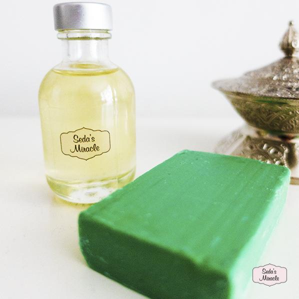Pure natuurlijke aloe vera olie en natuurlijke aloe vera zeep