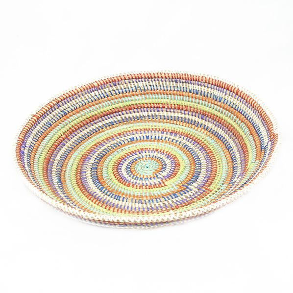 Handgemaakte Afrikaanse Ayana schaal