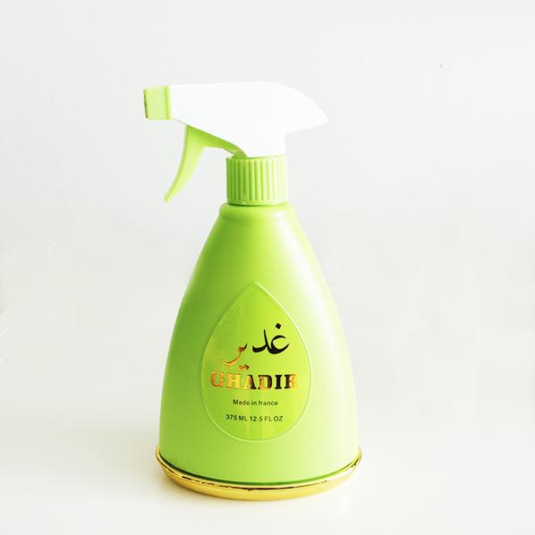 Roomspray, kamerspray, interieur parfum Ghadir