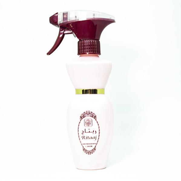Roomspray, kamerspray of interieur parfum Ritaaj