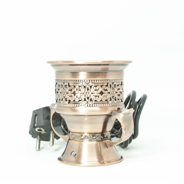 Elektrische bakhoorbrander voor bakhoor, bukhoor, wierook