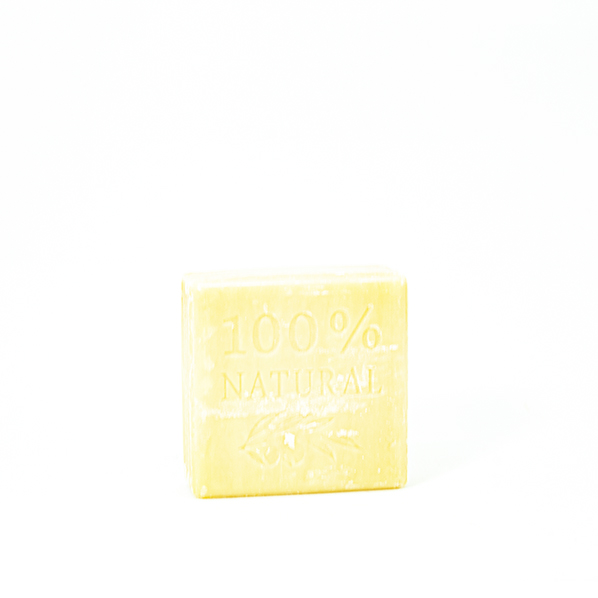 Natuurlijke amber zeep