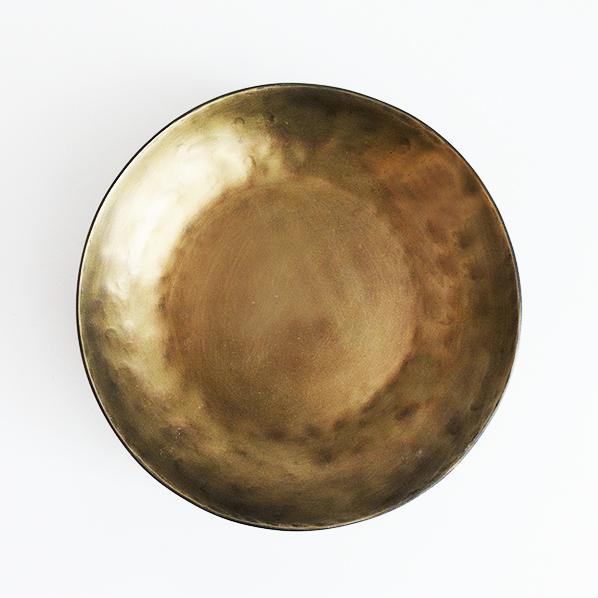Handgemaakte Chavi schaal
