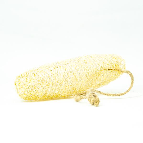 Natuurlijke Loofah scrub