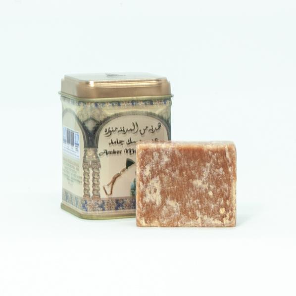 Marokkaans geurblokje amber musk jamid