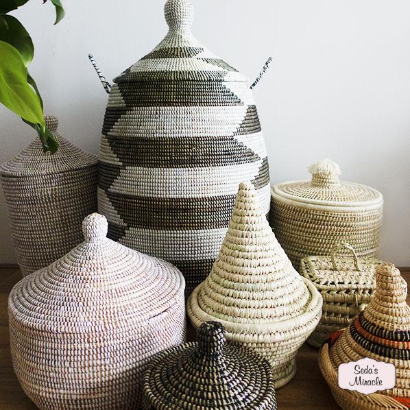 Handgemaakte Marokkaanse en Afrikaanse manden