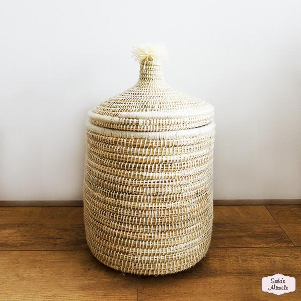 Handgemaakte Marokkaanse Berber Pom mand, large