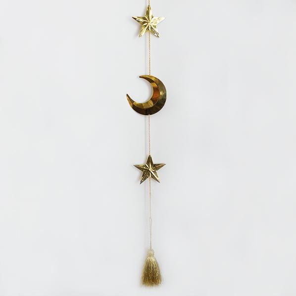 Handgemaakte Marokkaanse Moon slinger