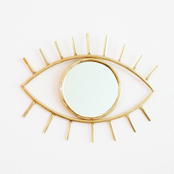 Handgemaakte Marokkaanse Sisi spiegel
