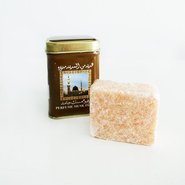 Marokkaans geurblokje musk jamid