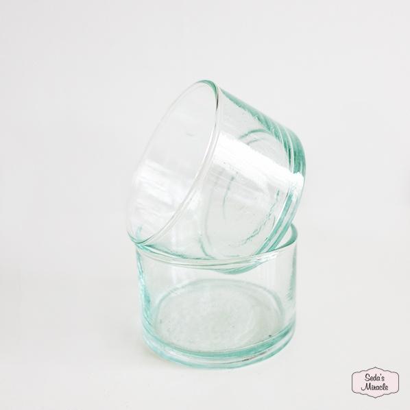 Handgemaakt Marokkaans Sazi glas