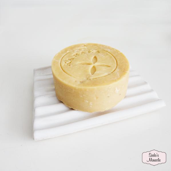 Natuurlijke honing melk zeep