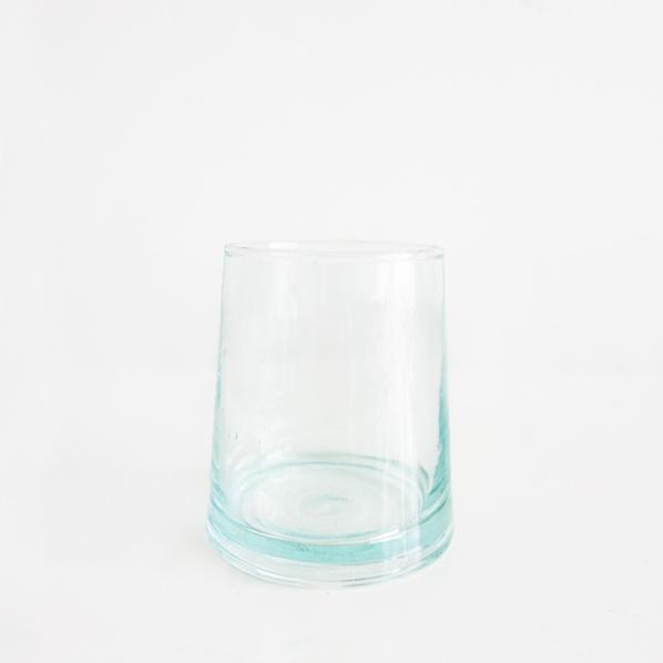 Handgemaakt Marokkaans Naqa glas, large