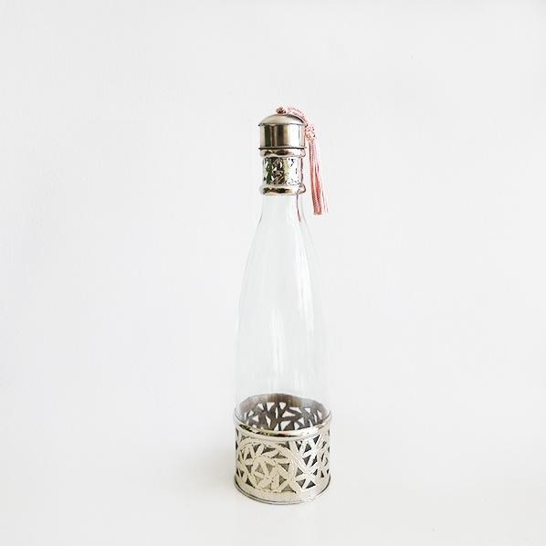 Handgemaakte Marokkaanse fles, small, 0,5 liter