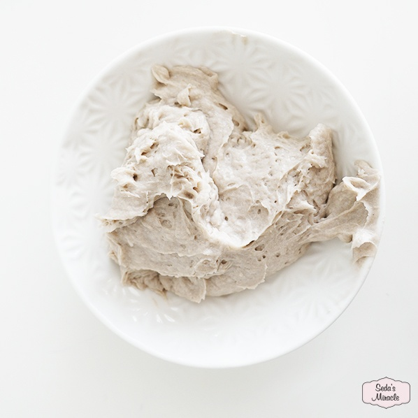 Frankincense (bowelia) scrubmasker