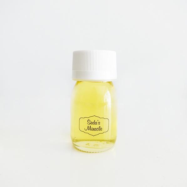 Natuurlijke zwavel olie