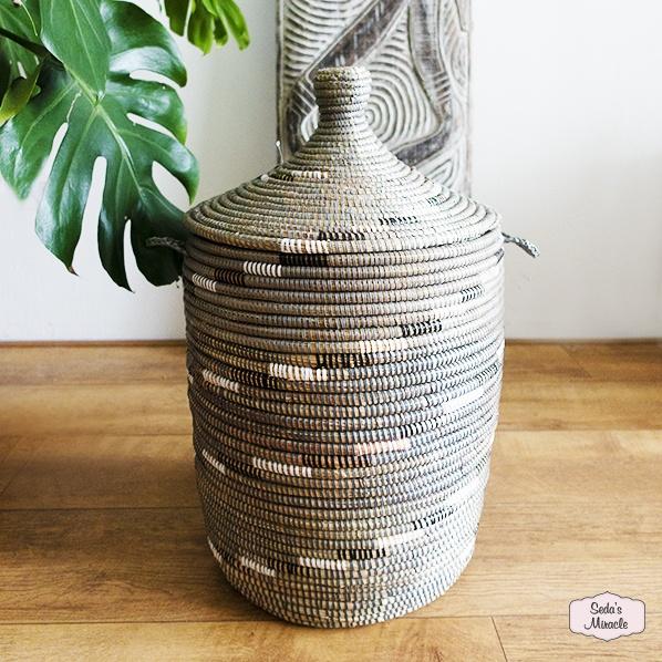 Handgemaakte Afrikaanse Draiu mand
