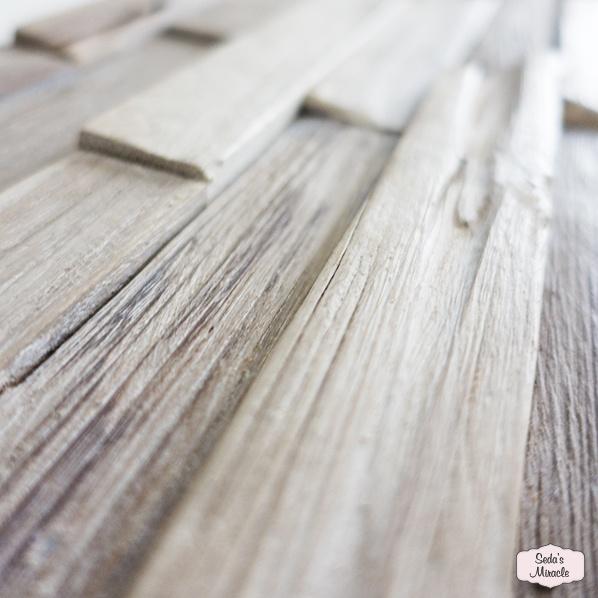 3D houten wandpaneel Gilih Wood, weathered