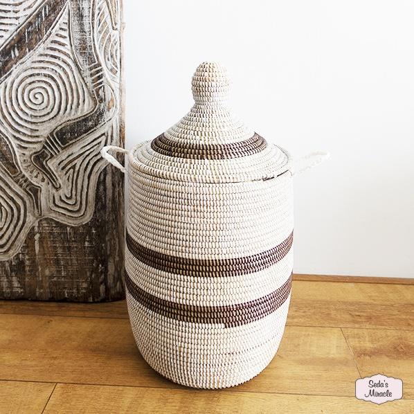 Handgemaakte Afrikaanse Hama mand